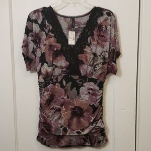 Maurices New Top Sz M!